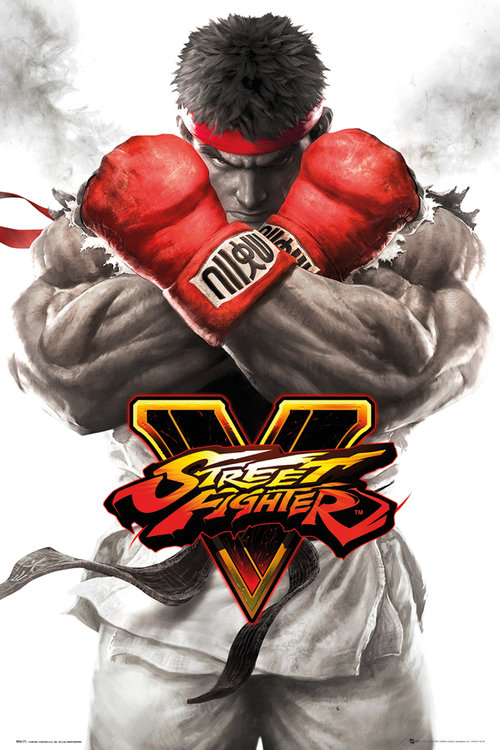 Poster Street Fighter  192486