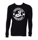 T-shirt manches longues Brooklyn Brewery  pour homme
