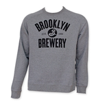 Sweat shirt Brooklyn Brewery  pour homme