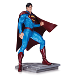 Superman The Man Of Steel statuette Cully Hamner 18 cm