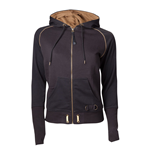 Veste à Capuche Assassins Creed Syndicate Bronze Brotherhood Crest, Taille S