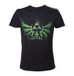 T-shirt Nintendo The Legend of Zelda Emblème Royal, Taille XL