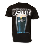 T-shirt Guinness - Don't Be Afraid Of The Dark