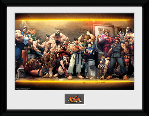 Poster Street Fighter  193070