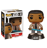 Figurine Funko Pop Finn Star Wars Épisode VII en vinyle