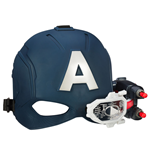 Captain America Civil War casque à vision longue portée