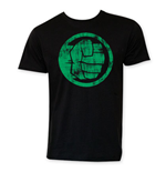 T-shirt Hulk Circle Logo