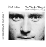 "Vinyle Phil Collins - In The Air Tonight (7"") Rsd"