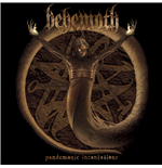 Vinyle Behemoth - Pandemonic Incantations (Gold Vinyl - Rsd Black Friday Exclusive)