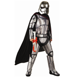 Costume Deluxe Capitaine Phasma Star Wars Épisode VII