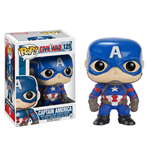 Figurine Funko Pop Captain America: Civil War