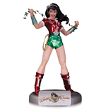 DC Comics Bombshells statuette Holiday Wonder Woman 27 cm