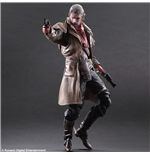 Metal Gear Solid V The Phantom Pain Play Arts Kai figurine Ocelot 28 cm