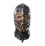 Mortal Kombat masque latex Scorpion