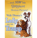 Magnet Lady and the Tramp 195089