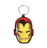Porte-clés Iron Man - Face