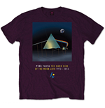 T-shirt Pink Floyd: DSOTM 40th Dail Sleep