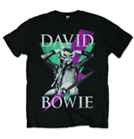 T-shirt David Bowie: Thunder