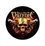Patch Bullet For My Valentine Two Pistols