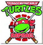 Magnet Tortues ninja 195299