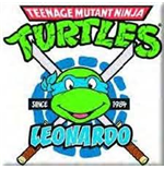 Magnet Tortues ninja 195302