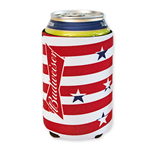 manchon pour Canette Budweiser Stars and Stripes