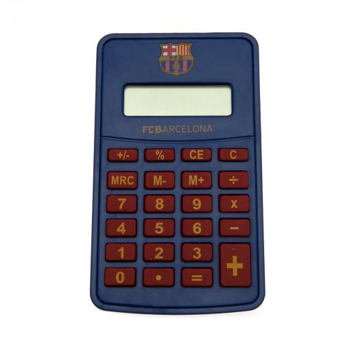 Calculatrice de Poche FC Barcelone