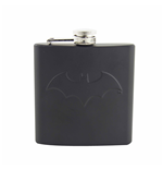 Flasque Batman Inox