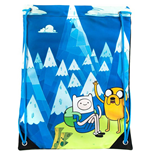 Sac de Sport Adventure Time - Blue Mountain Jake & Finn