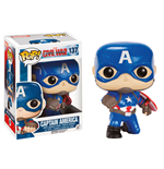 Figurine Captain America  195773