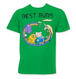 T-shirt Adventure Time - Best Buds