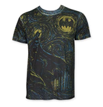 T-shirt Batman Starry Knight