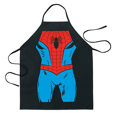 Tablier Spiderman
