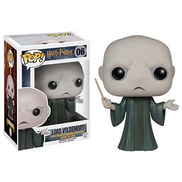 Figurine Funko Pop Harru Potter - Voldemort