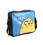 Sac à Bandoulière Adventure Time - Jake's In Here