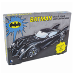 Batmobile Miniature DC Comics Batman - Build Your Own Batmobile