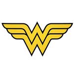 Écusson Wonder Woman - Logo