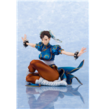 Street Fighter III 3rd Strike Fighters statuette 1/8 PVC Legendary Chun-Li 14 cm