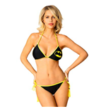Bikini Batman Triangle