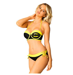 Bikini Batman à Armatures