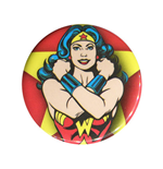 Épinglette Wonder Woman - Power Bracelets