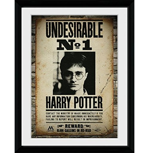 Impression Harry Potter  197801