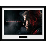 Photo Encadrée Metal Gear Solid V - Snake