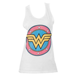 Débardeur Wonder Woman - Logo