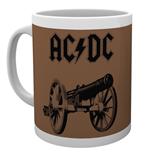 Tasse AC/DC Mug - For Those About To Rock