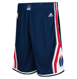 Short Washington Wizards Swingman Adidas Bleu Marine