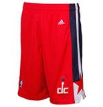 Short Washington Wizards Swingman Adidas Rouge
