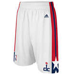 Short Washington Wizards Swingman Adidas Blanc