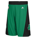 Short Boston Celtics New Swingman Adidas Alternate Vert/Noir