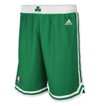 Short Boston Celtics New Swingman Adidas Kelly Green